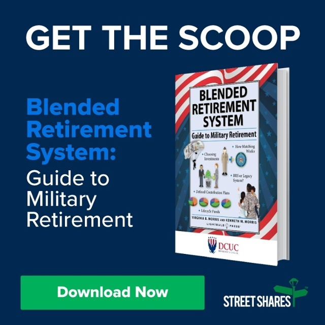 Legacy vs  Blended Retirement System (BRS): A Quick Military