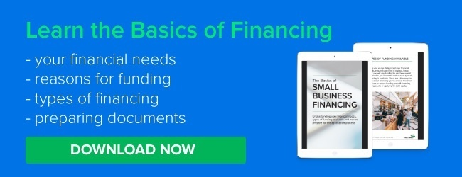 Learn the Basics of Financing