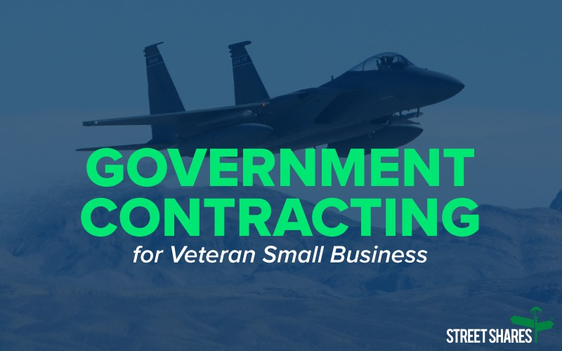 Government Contracting for Veteran Small Business