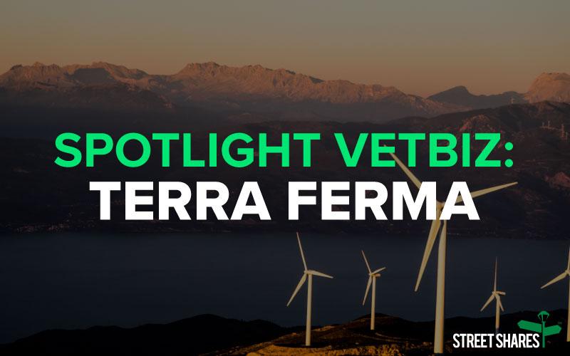 Spotlight Veteran Small Business: Terra Ferma