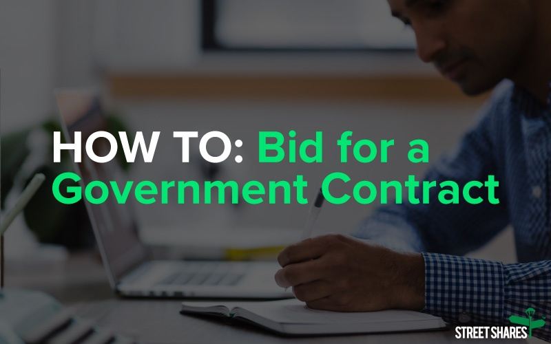 How to Bid on a Government Contract