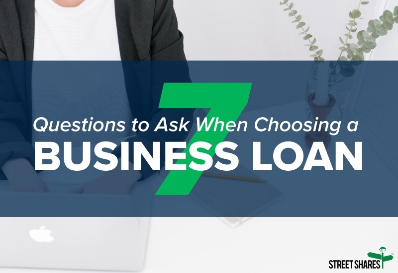 how to ask for a business loan from a bank