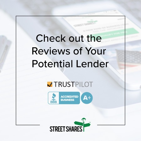 Check out the Reviews of Your Potential Lender