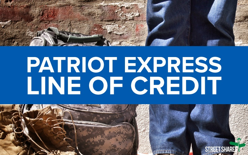 Patriot Express Line of Credit