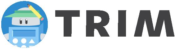 Trim App Logo