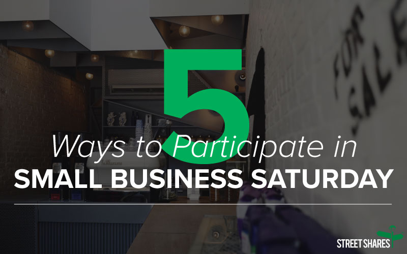 5 Ways Veteran Businesses Can Participate in Small Business Saturday
