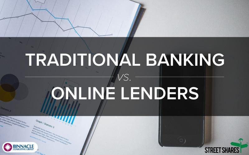 Traditional Banking vs. Online Lenders