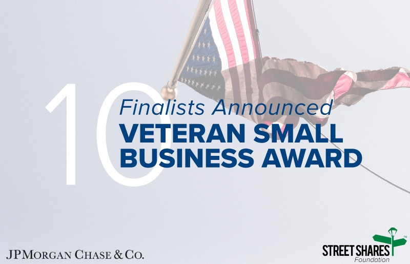 10 Finalists Announcded for Veteran Small Business Award