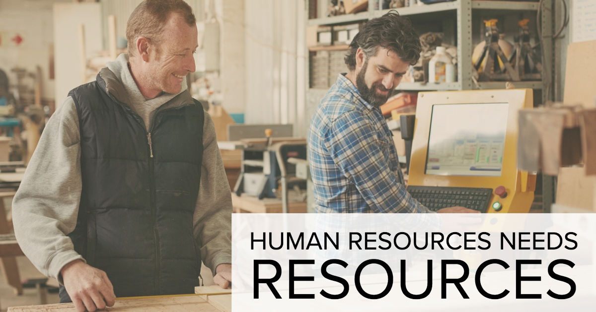 Human Resources Needs Resources: Why You Need to Fund HR From Day One