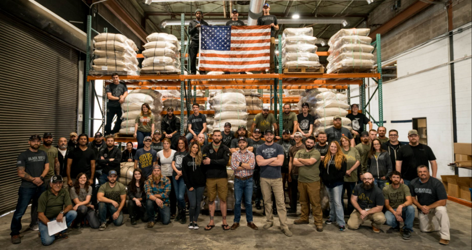 https_2F2Fblogs-images.forbes.com2Fmarklrockefeller2Ffiles2F20182F042FBRC-Company-Photo-1200x637 Evan Hafer, Mat Best, and the Team from Black Rifle Coffee (photo courtesy of Evan Hafer)