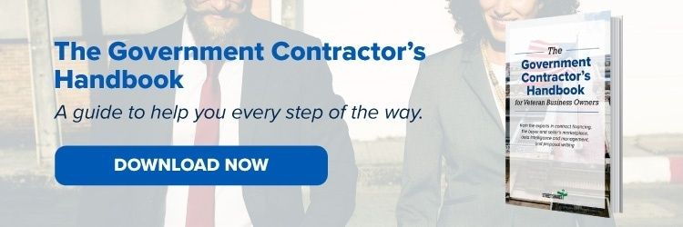 The Government Contractor's Handbook, a guide including invoice factoring