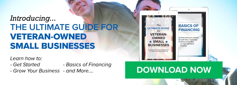 Introducing... The Ultimate Guide for Veteran-owned Small Businesses
