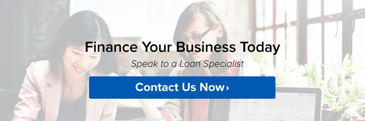 Finance Your Business Today, Contact Us