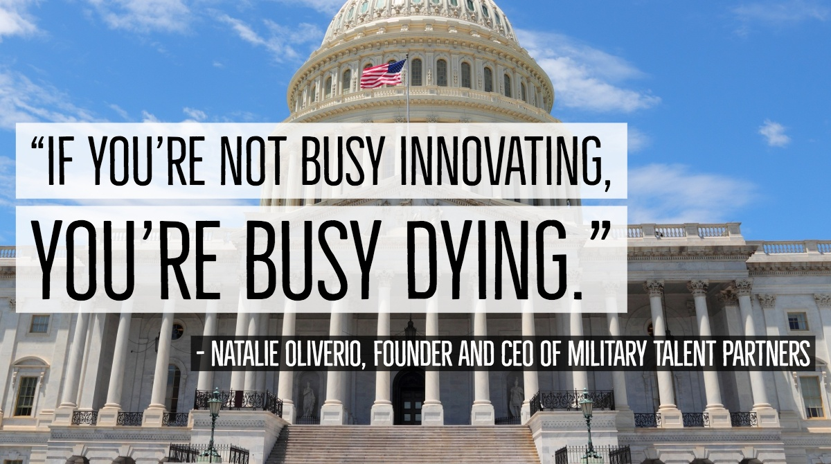90 New Hires in 90 Days: Military Talent Wins in GovCon