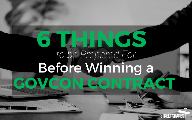 blog 6 thing prepared for govcon