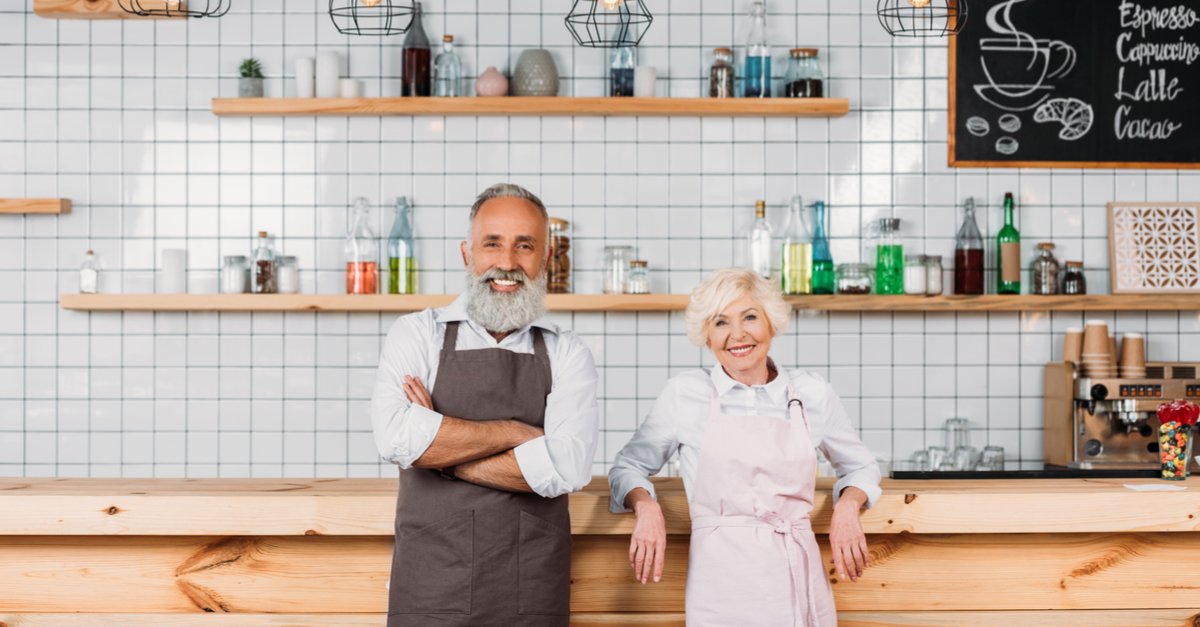 5 Reasons Why it's Never too Late to Start a Business